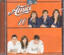 AMICI 10 - CD (NUOVO SIGILLATO)