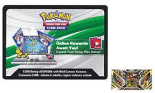 Pokemon Mega Beedrill-EX Premium Collection Code TCGO Code Card x 1 (MESSAGE)