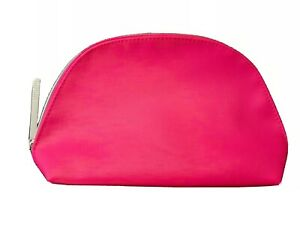 NEW Lancome Pink Pouch Make Up Cosmetic Beauty Bag (Medium size)