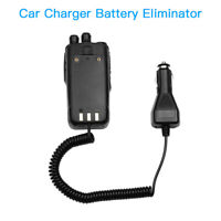 12V Car Charger Battery Eliminator For AnyTone AT-D878UV 868UV Radio Transceiver