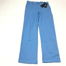 Vineyard Vines Boys Stretch Breaker Pants Size 18 Kids Dockside Blue Adjustable