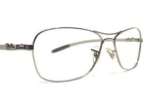 Ray Ban RB8302 004/40 Men's Gunmetal Carbon Fiber Rx Eyeglasses Frames 58/15~140