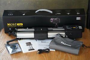 ZEAPON Motorized Micro 2 Plus Camera Slider 2021 Upgraded Latest Version