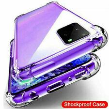 ForHuawei Y6S Y6P Y7P Y8P Y9 espalda teléfono caso resistente a prueba de choques Suave Cubierta Transparente