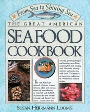From Sea To Shining Sea: The Great American Seafood Cookbook-ExLibrary