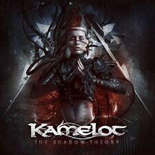 KAMELOT - THE SHADOW THEORY (2 LP GATEFOLD PINK)  2 VINYL LP NEUF