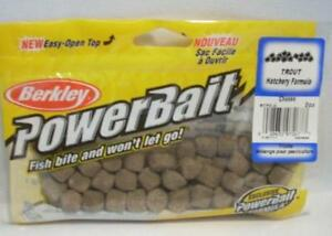 Berkley Powerbait Nuggets Fishing Bait Trout Hatchery Formula Original  Cheese