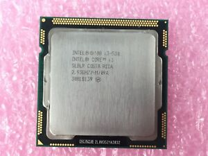 Intel Core i3-530  SLBLR 2.93GHz Dual Core LGA1156 CPU Processor