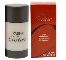 PASHA DE CARTIER STICK DEODORANT ALCOHOL FREE - 75 ml