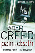 Pain of Death by Adam Creed, Book, New (Paperback, 2011)