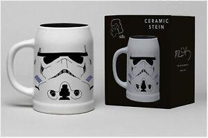 Stormtrooper - Ceramic Stein Mug New Boxed Original Stormtrooper, Ideal Gift.