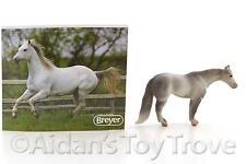 Breyer Mini Whinnies Surprise MAX QH - Model Horse + Sticker + Bag + Catalog