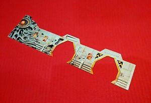 Space Crusade Spare Wall Section Original MB Games Wall Board Nice Condition
