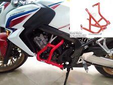 Honda CBR650 CB650F Engine Guards Frame Sliders Protector Damaged Accessories