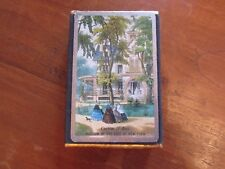 Vintage Congress Playing Cards Currier & Ives Museum of the City of New York usa