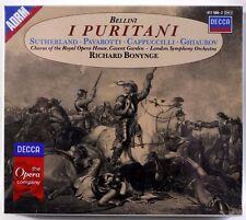 BELLINI - I Puritani / BONYNGE - 3 CD BOX SEALED