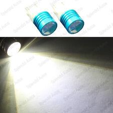 High Power Xenon White CREE 3156 3157 LED Reverse Backup Light Bulbs (2 PCS)