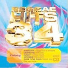 Reggae Hits Vol. 34, Various Artists, 2005 2 Disc Set, Jet Star, NEW