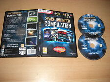 Spazio illimitato COMPILATION-Galactic Civilizations II 2 Ultimate PECCATI PC solare