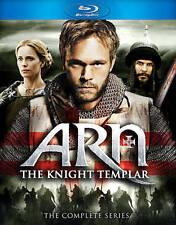 ARN The Knight Templar - The Complete Series [Blu-ray] DVD, Stellan Skarsgård, P