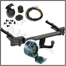 BMW 3 SERIES 1992-1999 E36 Coupe Fixed Swan Neck Towbar with Electric Kit 7Pin