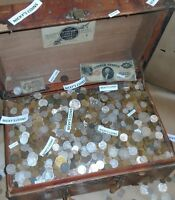 ESTATE LOT US COINS GOLD .999 SILVER BULLION BARS MONEY HOARD TREASURE PCGS