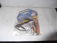 BOOYAH TOP SECRET EXCLUSIVE SPINNERBAIT BASS FISHING LURE 5/16th PUMPKINSEED