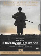 2 DVD ZONE 2 DIGIPACK COLLECTOR--IL FAUT SAUVER LE SOLDAT RYAN--SPIELBERG
