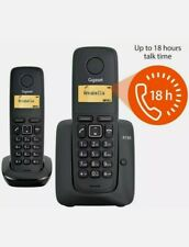 Gigaset A120 Duo Cordless Digital Phone In Box - Unused - 2 Handsets