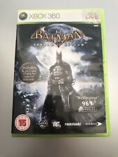 Batman: Arkham Asylum (Xbox 360) video GAM. gastos de envío gratis