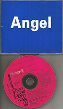 Madonna backup Singer ANGEL Give me Bass w/ 3 RARE EDITS PROMO DJ CD single 199
