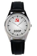 CCCP UDSSR Souvenir Geschenk Fan Artikel Zubehör Fanartikel Uhr B-1152
