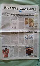 CORRIERE DELLA SERA ATENE 2004 26 AGOSTO MONTANO CHECHI CASSINA VEZZALI TRILLINI