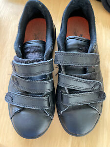 Boys School Shoes Size Uk 1