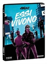 Essi vivono (4Kult) (4K Ultra HD + Blu-Ray Disc)