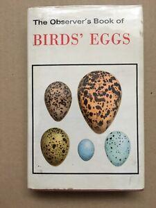 Observers Book Of Birds Eggs - Thirteenth Reprint 1974