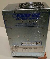 Power-One DC Power Supplies SPM5A2AWAWK