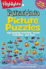Picture Puzzles: By Children, Highlights for