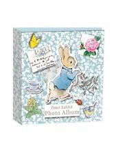 Peter rabbit chunky photo album great for babies ,christenings keepsake gift