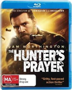 THE HUNTERS PRAYER BLU-RAY NEW & SEALED, 2018 RELEASE, FREE POST