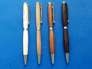 Handmade Wooden Pens made by Keith from Pens From The Shed.
