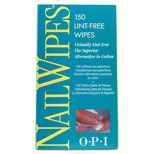 OPI Nail Wipes 150 Lint-Free Wipes
