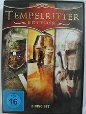 Tempelritter Edition 1, 2, 3 Sammlung - 9 Filme - Medici Krieger, Kreuzritter