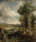 Vale of Dedham John Constable Landscape Art Print on Canvas Giclee Repro Small