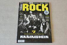 Teraz Rock 5/2019 Rammstein, Phil Collins on 12 pages, Cranberries, Bon Jovi
