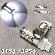 Reverse Backup Light T25 3156 3456 33 samsung LED 6000K Bulb W1 For Buick Maz JA