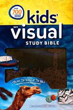 NIV Kids' Visual Study Bible, Imitation Leather, Bronze BRAND NEW!!!