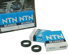 Crankshaft Bearing Kit C3 Peugeot reclining Jetforce Ludix Speedfight 3 50cc