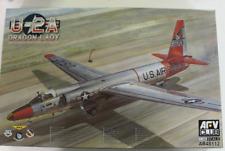 AFV Club U-2A Dragon Lady, High Altitude Recon Aircraft in 1/48 AR 48 112 ST