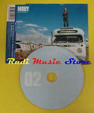 CD Singolo MOBY In this world 2002 eu MUTE 0724355151827 no lp mc dvd (S12*)